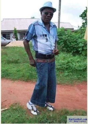 Picture of Nigerian Comic Actor, Sam Loco Will Make You Laugh Even in His Death (Image)